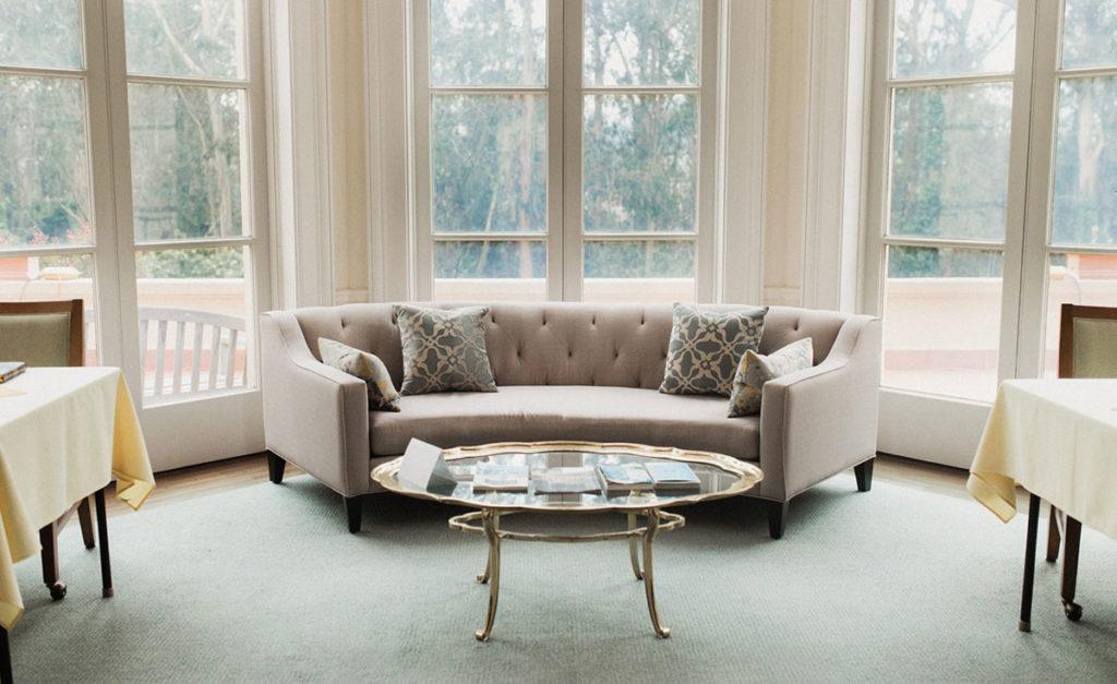 Arden Wood sitting room